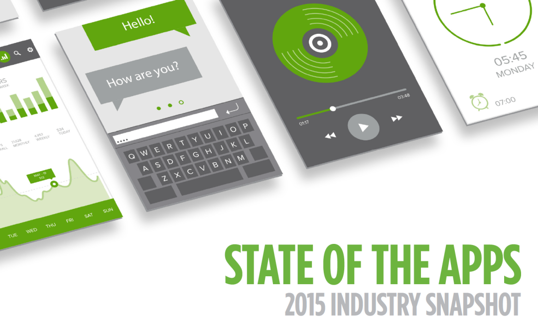 Millennial Media's State of the Apps Industry Snapshot 2015